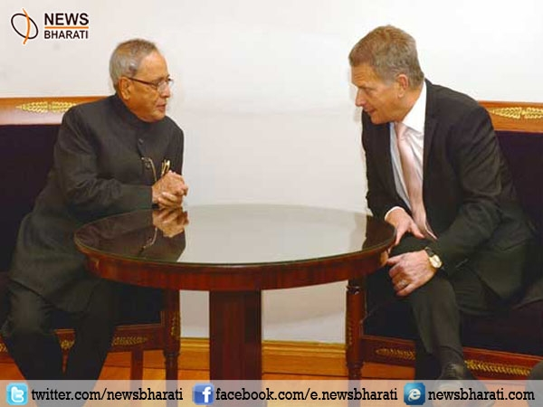 """Bilateral ties in our countries will strengthen in coming years"" says Pranab Mukherjee"