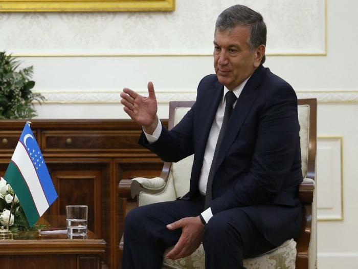 Shavkat Mirziyoye is new Uzbekistan president