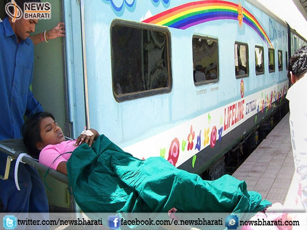 Lifeline Express to get two more coaches to increase the scope for cancer treatment