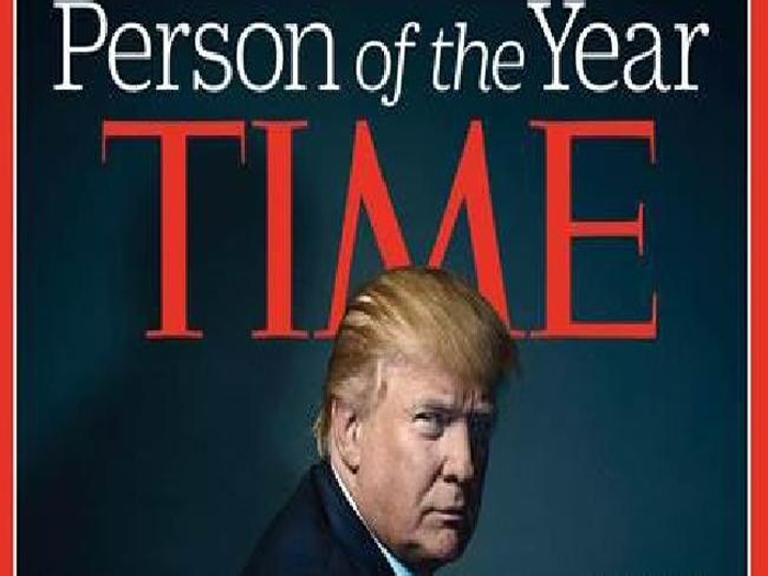 Trump scores over PM Modi in Time's 'Person of the Year' race