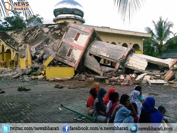 25 people dead and many injured in Indonesia's Earthquake