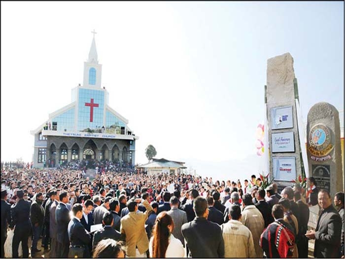 Nagaland church seeks repeal of good governance day on Dec 25