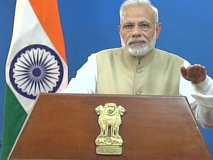 PM Modi salutes people for total active support to #demonetisation 'Yagya'