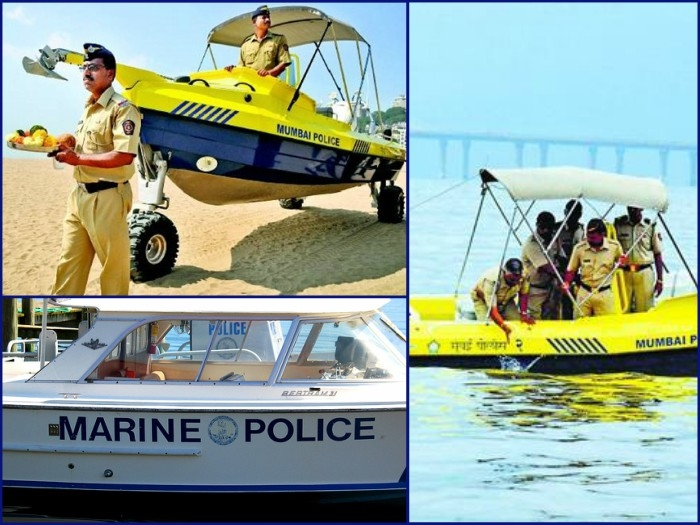Role of marine police in coastal security: Part 2