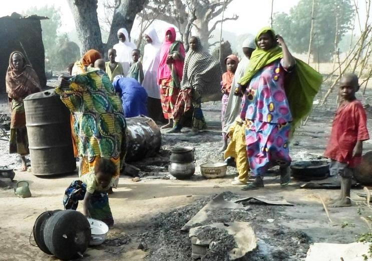 Boko Haram attacks in Nigeria kill 8 soldiers