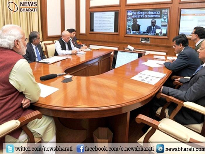 महत्वपूर्ण ढांचागत विकास परियोजनाओं में हुई 'प्रगति' की प्रधानमंत्री मोदी ने की समीक्षा