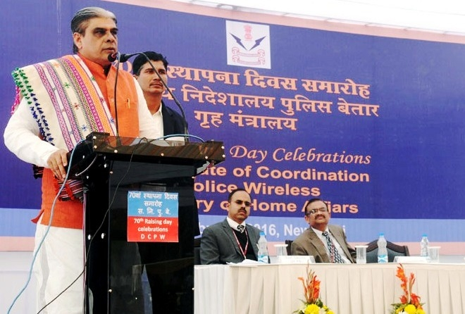 Haribhai hails DCPW on its 70th Raising Day, says such an old organization is a great asset to govt