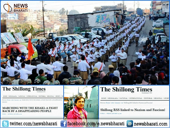 'Shillong Times' faces legal trouble over controversial articles on RSS