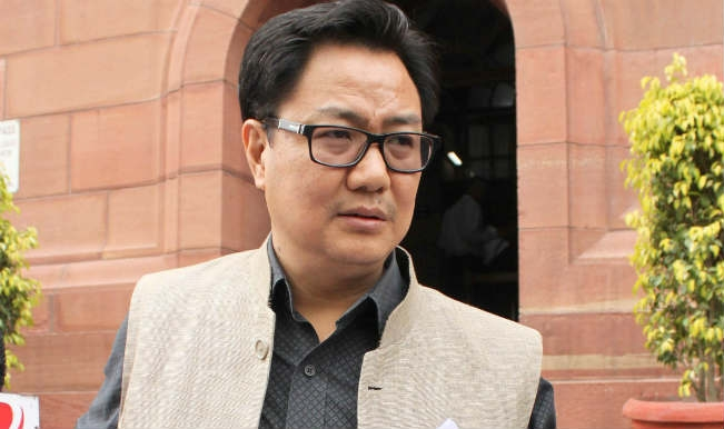 'Centre to extend full co-operation to minority communities in NE region', says Rijiju