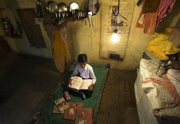 Govt electrifies a total of 7,128 villages till date under Deen Dayal Upadhyaya Gram Jyoti Yojna