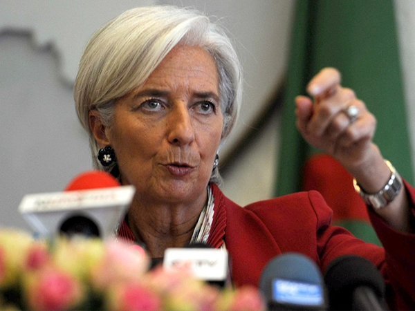 Christine Lagarde begins her second innings as MD of International Monetary Fund