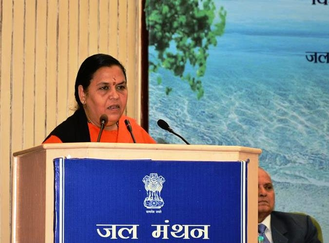 Need to make people aware about the negative impact of Arsenic: Uma Bharti