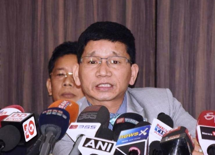 Newly elected CM of Arunachal Pradesh Kalikho Pul wins vote of confidence in Arunachal assembly