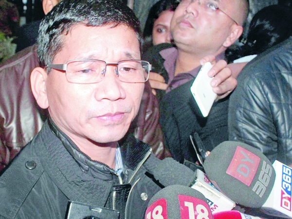 'Arunachal govt willing to engage community leaders to work as partners', says CM Kalikho Pul
