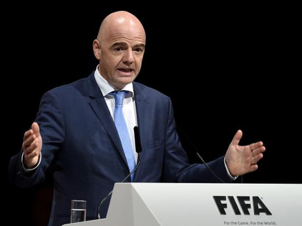 Gianni Infantino wins to be next FIFA President beating Sheikh Salman