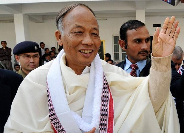 Imphal's All India Radio Station is a vital library for preserving State treasures, says Manipur CM Ibobi