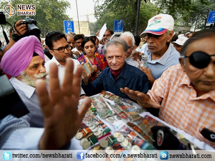 Long-pending demands of Defence Personnel fulfilled after 42 years; over 18 lakh ex-servicemen to benefit under OROP