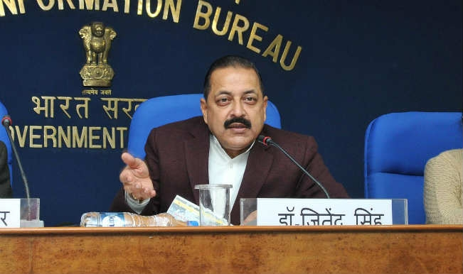 Monitoring of Northeast projects can be effectively done through satellite images, says Jitendra