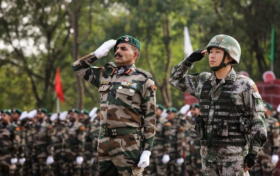 Indian and Chinese armies hold first joint Tactical Exercise in Ladakh