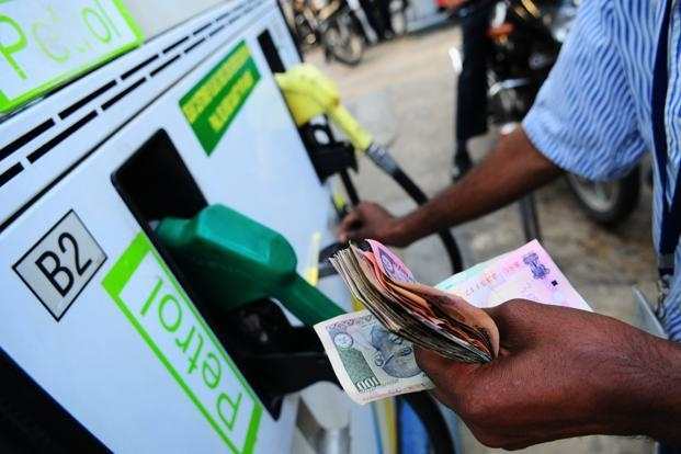 Petrol price go down by Rs. 3; diesel gets costlier by Rs. 1.47