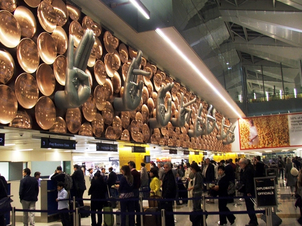 Delhi's IGIA bags 3 int'l awards; retains world's no.1 position in 25- 40 million passengers per annum category