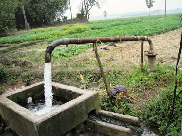 Govt allots Rs. 6,000 crore to enhance ground water level by 85%