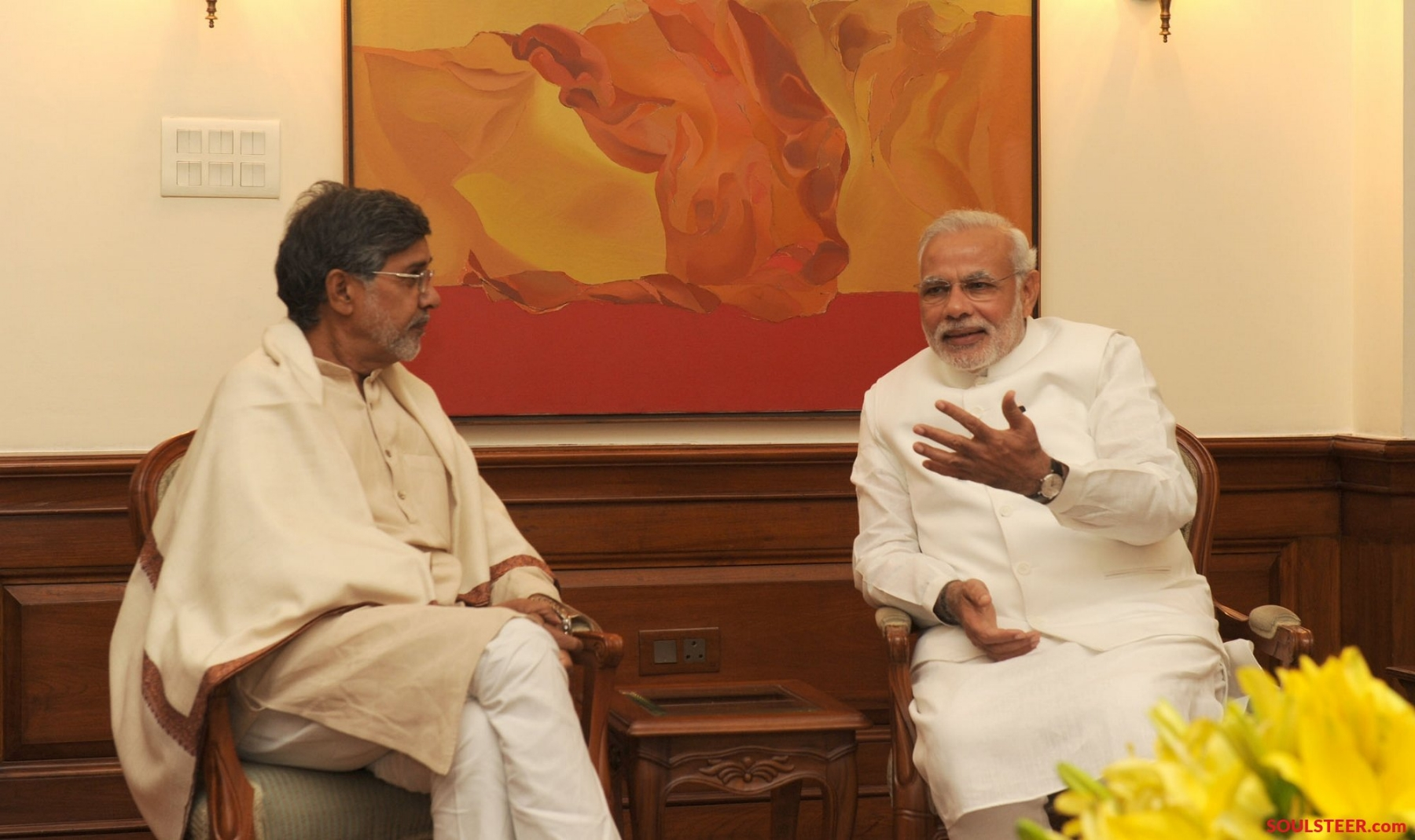 Nobel Laureate Satyarthi writes to PM Modi; shows concern over child labour laws