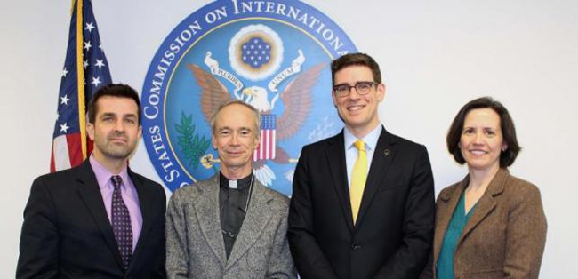 The hidden agenda of USCIRF