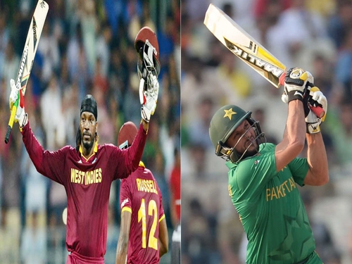 Gayle smashes century to crush England by 6 wkts; Afridi's quick-fire gives Pak uproar over Bangladesh