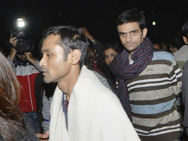 Umar Khalid and Anirban Bhattacharya get six months interim bail in connection with JNU row