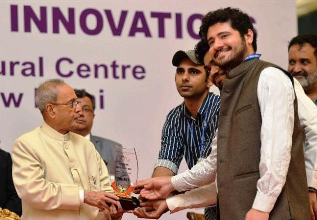 Young minds should be sensitized to find creative solutions to socio-economic problems, says Prez