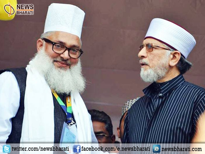 India and Pakistan must engage in talks and discuss all issues with an open heart, says Tahir ul-Qadri at World Sufi Forum