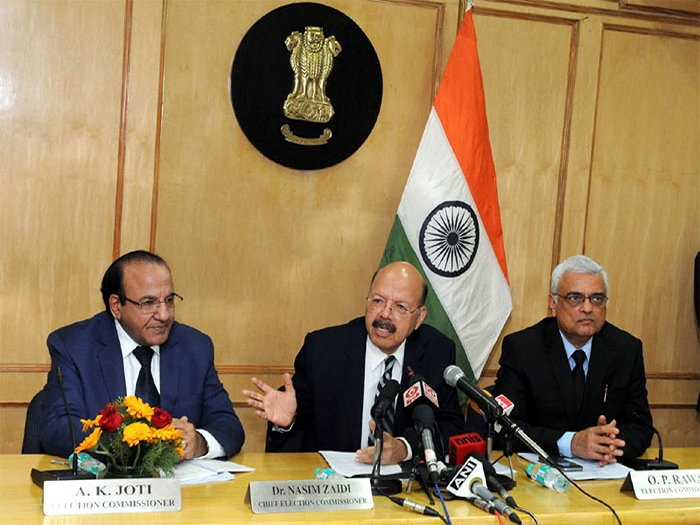 Election Commission announces dates for Assembly polls of five states, introduces new rules
