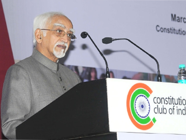 Quantity, quality and equality are 3 sides of a triangle to ensure Right to Education, says Ansari