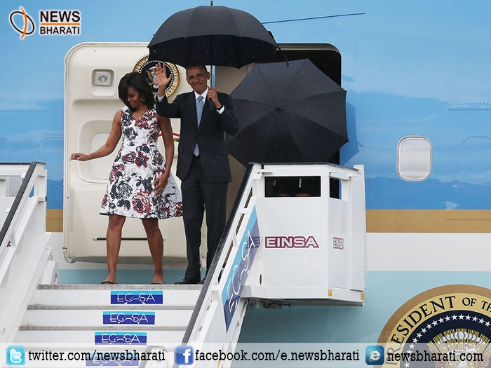 Obama arrives in Cuba after decades of Cold War animosity; aims to usher changes in bilateral relations