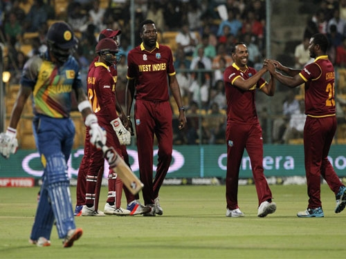 West Indies smashes Sri Lanka by seven wickets at World T20, Fletcher hits 84* to crush the target