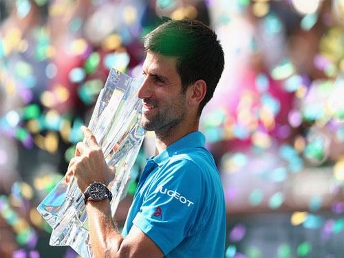 Novak Djokovic bags 5th 'Indian Wells' title, claims 62nd career trophy after defeating Milos Raonic