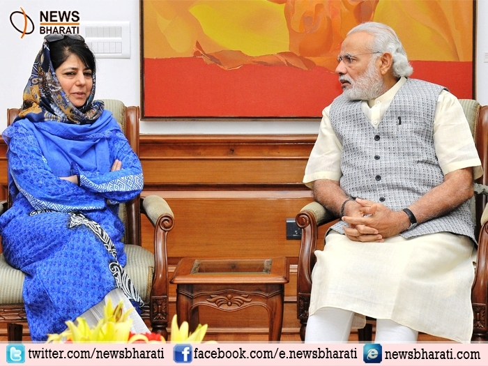 Good signs for clearing J&K deadlock seen as PDP Chief meet PM Modi; 'Satisfying' talks held say Mehbooba