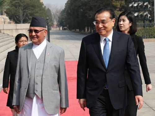 China inks agreement to provide soft loan to Nepal for building an International airport at Pokhara