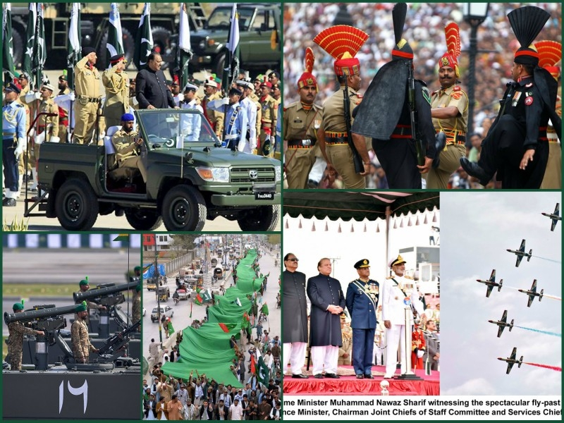 "Pakistan Day highlights need for a ""Re-tryst with Destiny"""