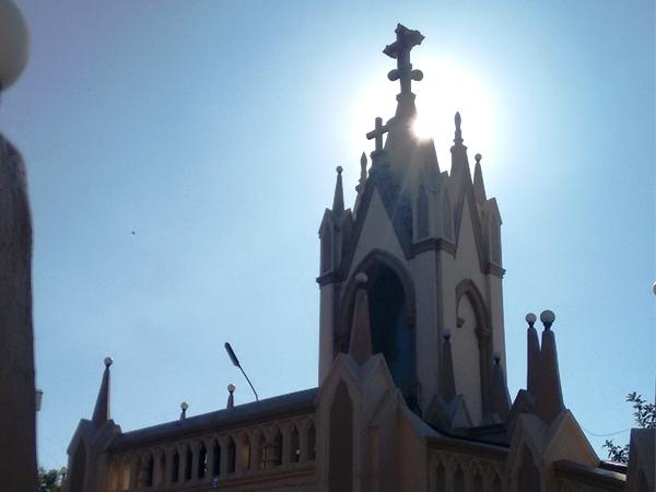 Christians around the world venerate crucifixion of Jesus Christ