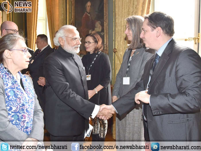 PM Modi meets top CEOs of Belgium in Egmonte Palace at Brussels; says India has ties of blood with Belgium
