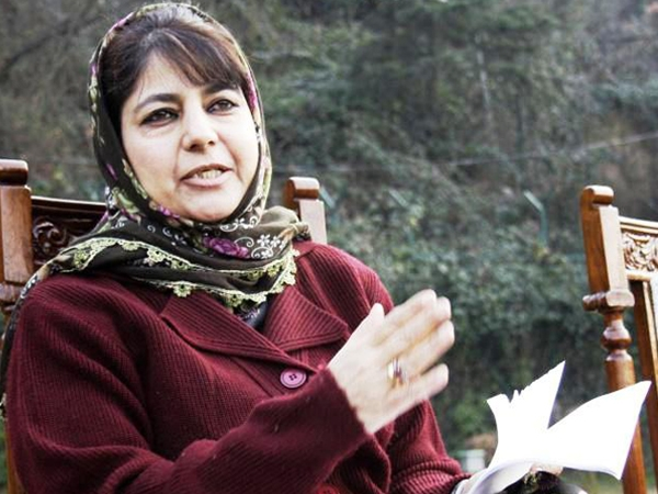 Mehbooba Mufti to chair a Legislature Party meeting over government formation in J&K today