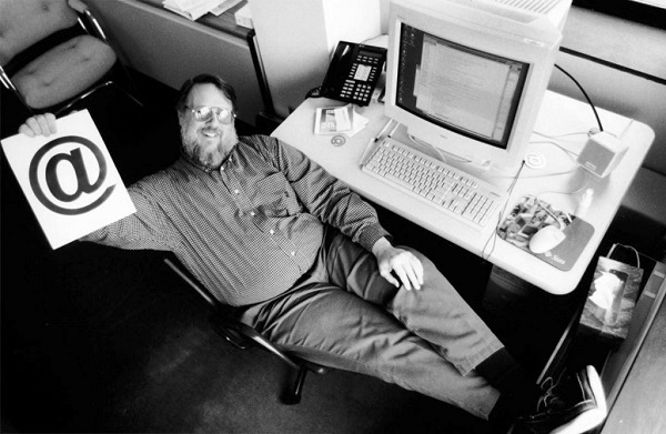 Raymond Tomlinson, inventor of email and the father of '@' symbol, passes away at age 74