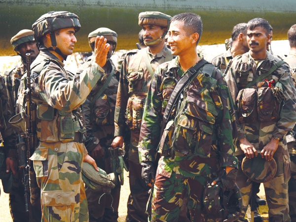 Indo-Indonesian joint exercise 'Garuda Shakti IV' to begin to boost relations between both Armies