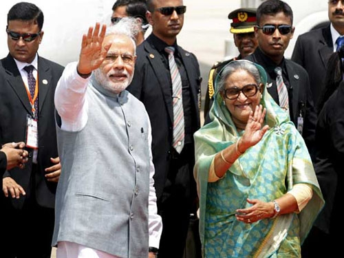 India-Bangladesh signs $2 billion credit agreement to implement socio-economic projects