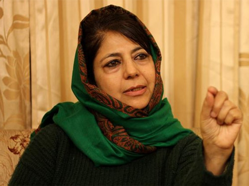 Mehbooba Mufti to be sworn as Chief Minister of Jammu and Kashmir on April 4