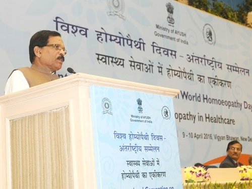 CCRH signs Two MOUs with Canada and Armenia on occasion of World Homeopathy Day