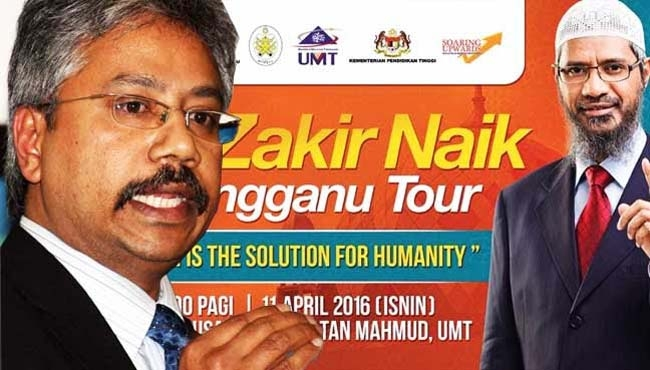 Hindraf wants 'hate preacher' Zakir Naik blacklisted and deported