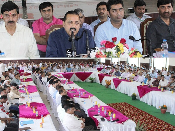 'Gram Uday Se Bharat Uday' campaign launched in Udhampur for upliftment of poor and common man